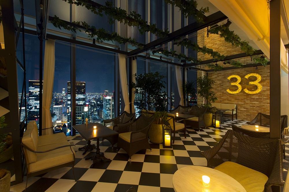 The 33 Tea & Bar Terrace(大阪)